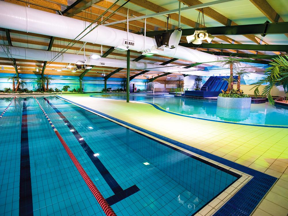 Bunn Leisure Indoor Pool