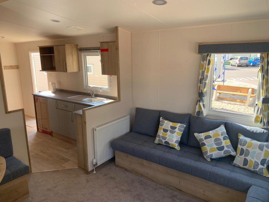 Holiday Homes For Sale At Bunn Leisure - ABI Arizona Premier - Living Area