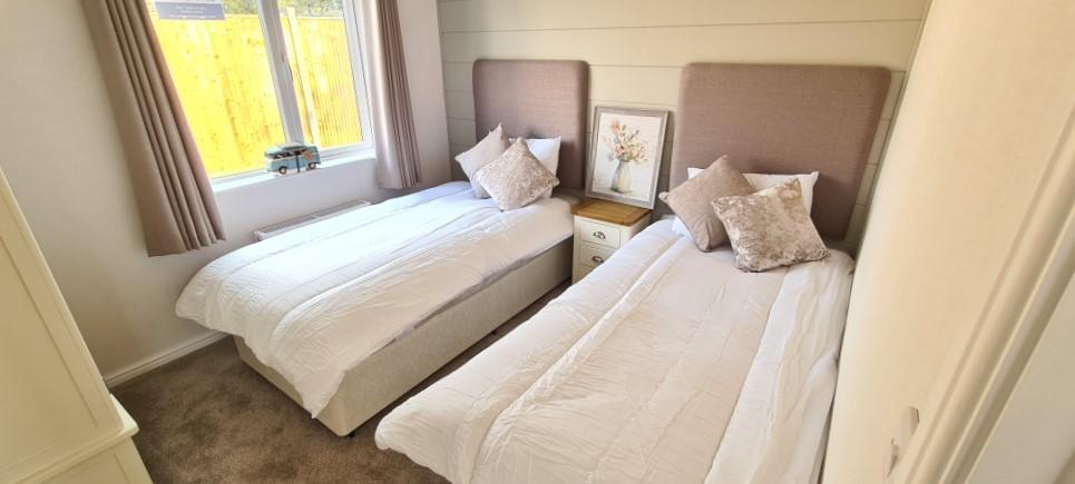 Holiday Homes For Sale At Bunn Leisure - Prestige Burleigh - Bedroom