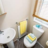 Holiday Homes For Sale At Bunn Leisure - Pemberton Marlow - Bathroom