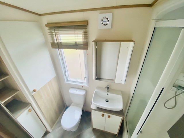 Holiday Homes For Sale At Bunn Leisure - ABI St David - Bathroom