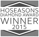 Hoseasons Diamond Award Winner 2015